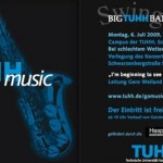 SwingING Sommerkonzert der TUHH Big Band