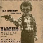 DJ Swingy The Kid gibt auf die Ohren…