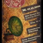 Swing & Wine mit Dixie Wankers im Frannz Club der Kulturbrauerei
