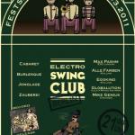 Berlin: Electro-Swing-Club die 2. im Festsaal Kreuzberg