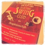 Berlin: Electric Swing Club im SophienClub