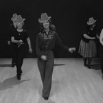 Besser als Lindy Hop: Cowboy Charleston – 'cause it's very peppy and upbeat Fuuun..