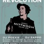 Berlin: Hobo Swing Revolution – jeden Mittwoch im Hotel