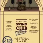 Berlin: Electro-Swing-Club im Festsaal Kreuzberg