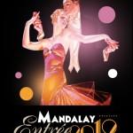 Hamburg: Mandalay Entrée 2012 Silvestershow