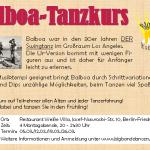 Berlin: Balboa-Kurs für Anfänger @ Big Band Dancers